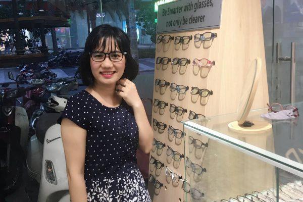 Mắt Kinh Nam Quang